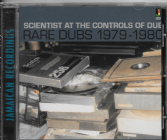 Scientist - At The Controls Of Dub: Rare Dubs 1979-1980  (Jamaican Records) CD